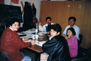 Aufbau eines Deutschkurses für Afghanen in Marburg