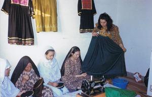 Aufbau einer Selbsthilfegruppe in Islamabad/Pakistan