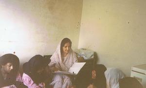 Schulpatenschaften für afghanische Flüchtlingskinder in Pakistan