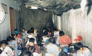 Mitaufbau einer Schule in Pakistan