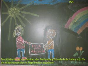 Projekttage an der Amöneburg Schule