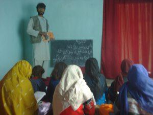 IAH Homeschools in Afghanistan