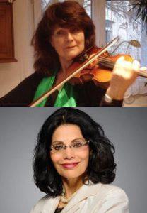Lesung von Dr. Elke Therre-Staal und Shaima Ghafury