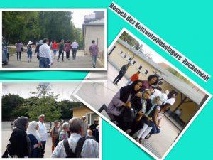 Am 01.08. 2018 Fahrt in das KZ Buchenwald