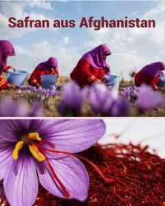 Afghanischer Safrantee