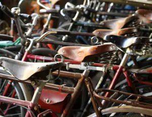 Fahrradreparaturprojekt